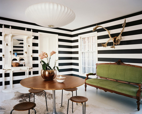 Get the Look A Statement Making Mud Room