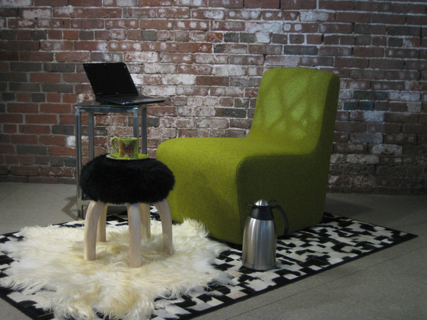 Get The Look A Revamped Home Office Space