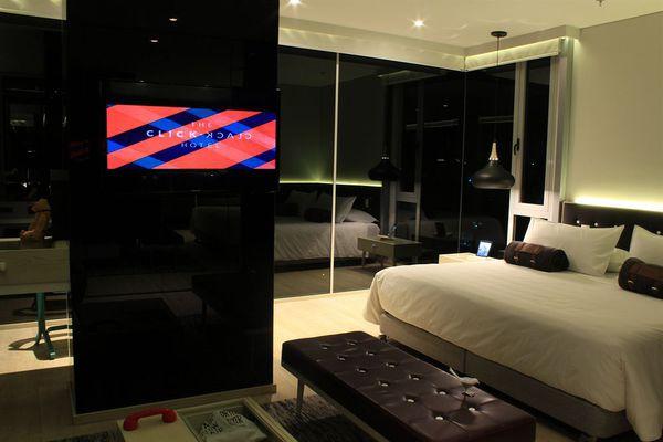 Hotel Tour The Click Clack Hotel