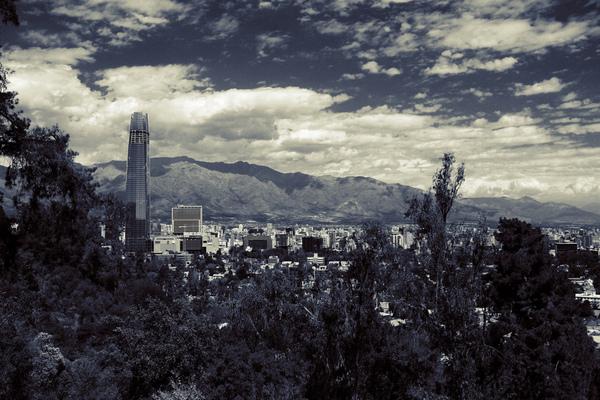 Fun Fact Costanera Center is Santiagorsquos Tallest Building