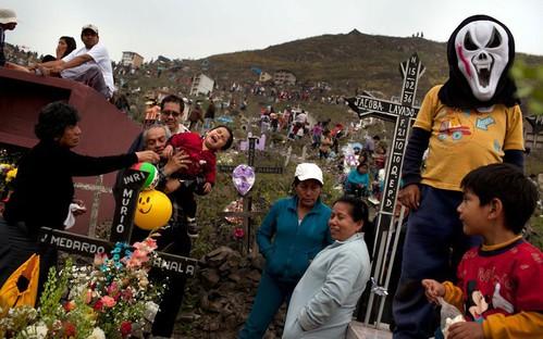 Latin America039s Day of the Dead Celebration