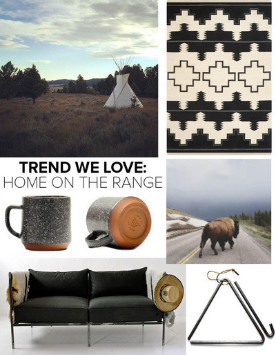 Trends We Love Home on the Range