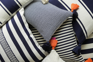 image Organic Pima Cotton Pillows from Lima, Peru, Just in!  --