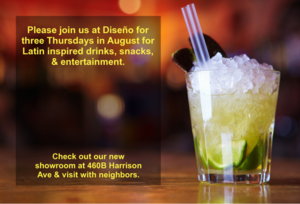 Latin Thursdays Celebrating Latin Culture At Disentildeo